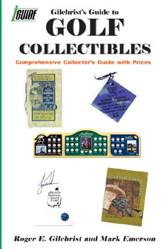 golf collectibles