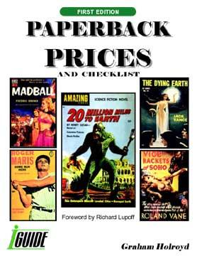 paperback price guide